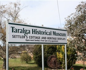 Taralga Historical Society Museum - Australia Accommodation