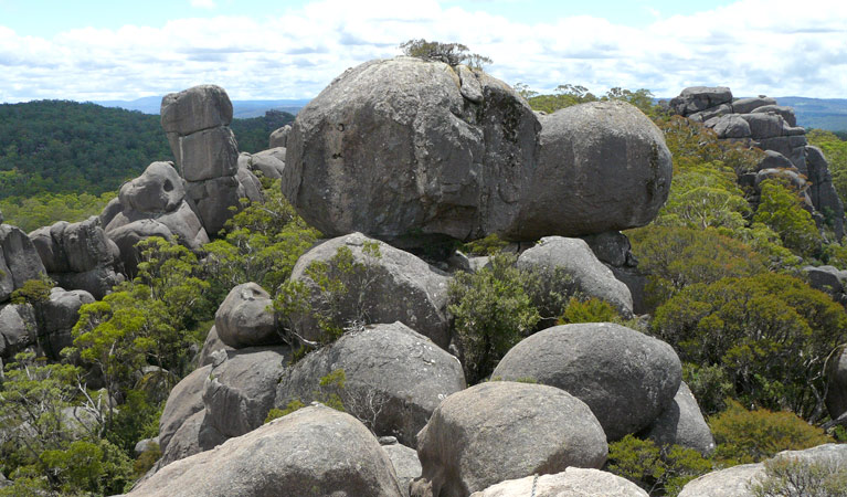 Cathedral Rock National Park - Australia Accommodation