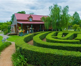 Amazement Farm and Fun Park / Cafe and Farmstay Accommodation - Australia Accommodation
