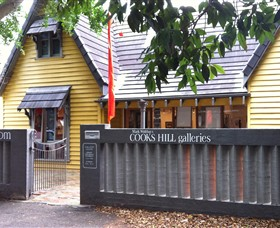 Cooks Hill Galleries - Australia Accommodation