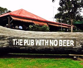 The Pub With No Beer - Australia Accommodation