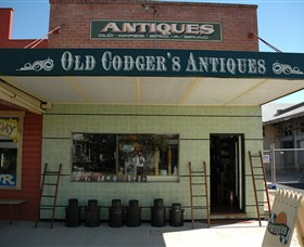 Old Codgers Antiques - Australia Accommodation