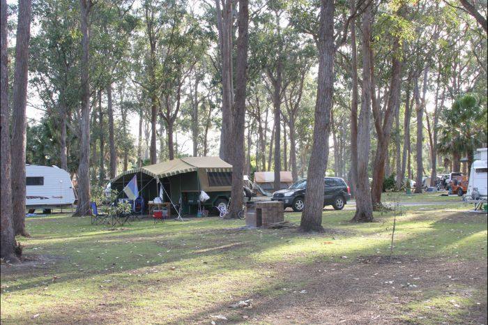 Darlington Beach NRMA Holiday Park - Australia Accommodation