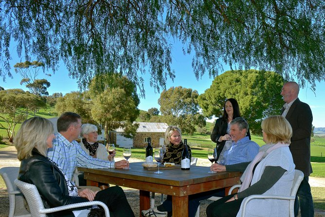 Small-Group Barossa Valley Food and Wine Tour - Australia Accommodation