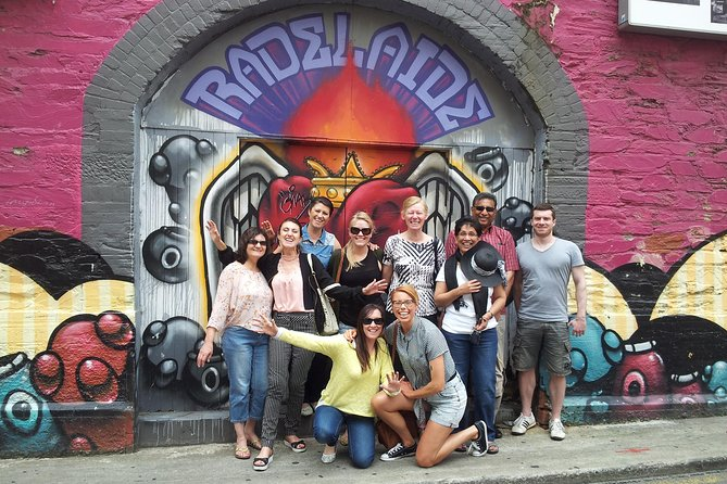 Adelaide City Food and Street Art Walking Tour - Australia Accommodation