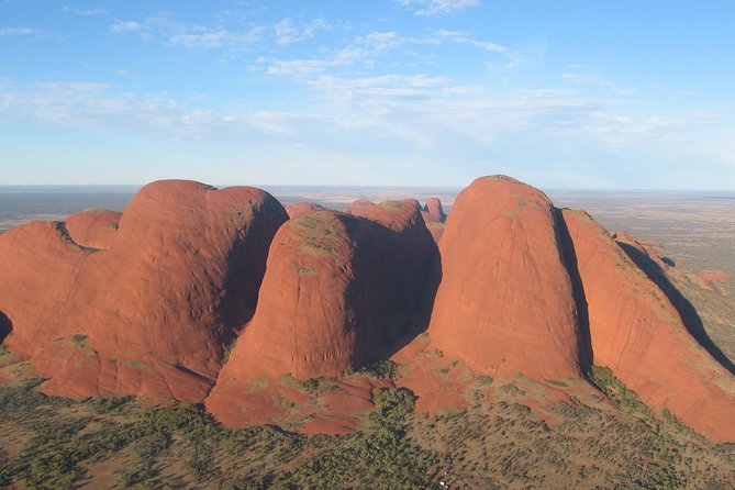 Kata Tjuta and Uluru Grand View Helicopter Flight - Australia Accommodation