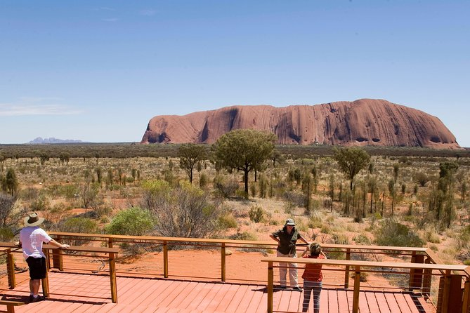 Uluru Small Group Tour including Sunset - Australia Accommodation