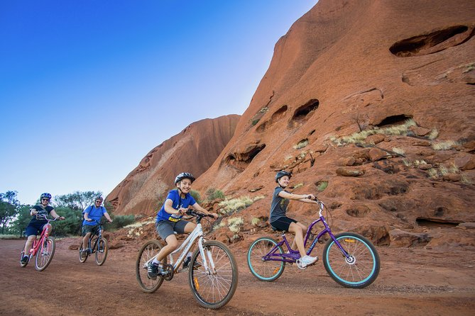 Outback Cycling Uluru Bike Ride - Australia Accommodation