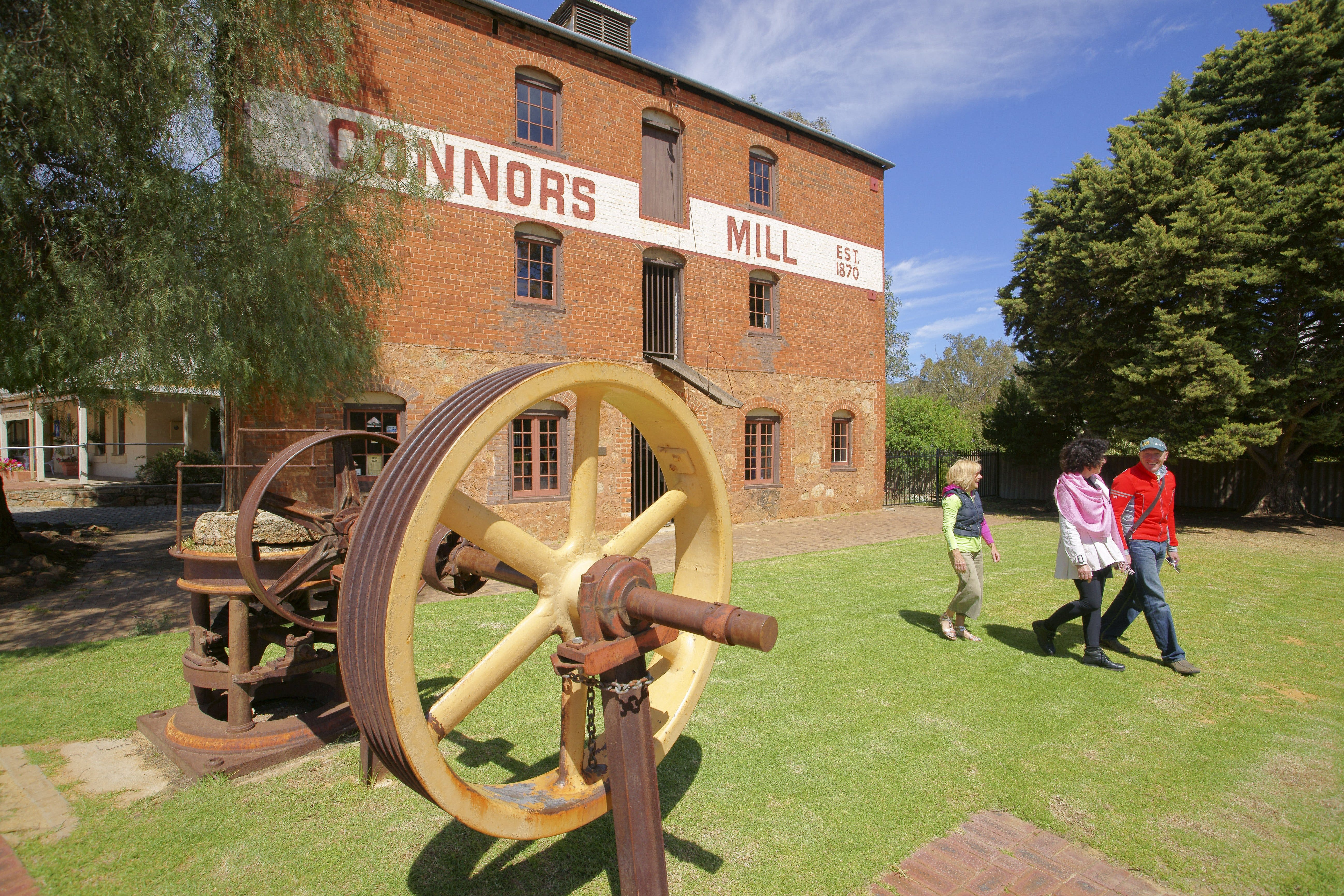 Connor's Mill Museum - Australia Accommodation