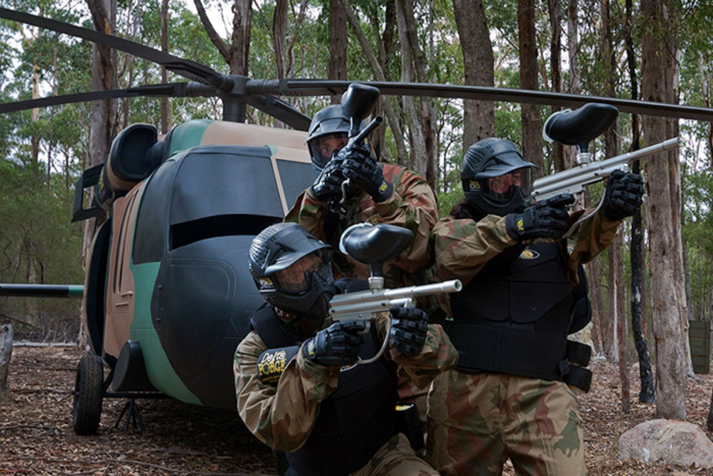Delta Force Paintball Appin - Australia Accommodation