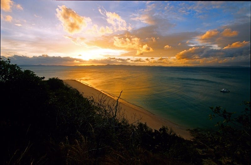North Keppel Island Hilltop Trail - Australia Accommodation