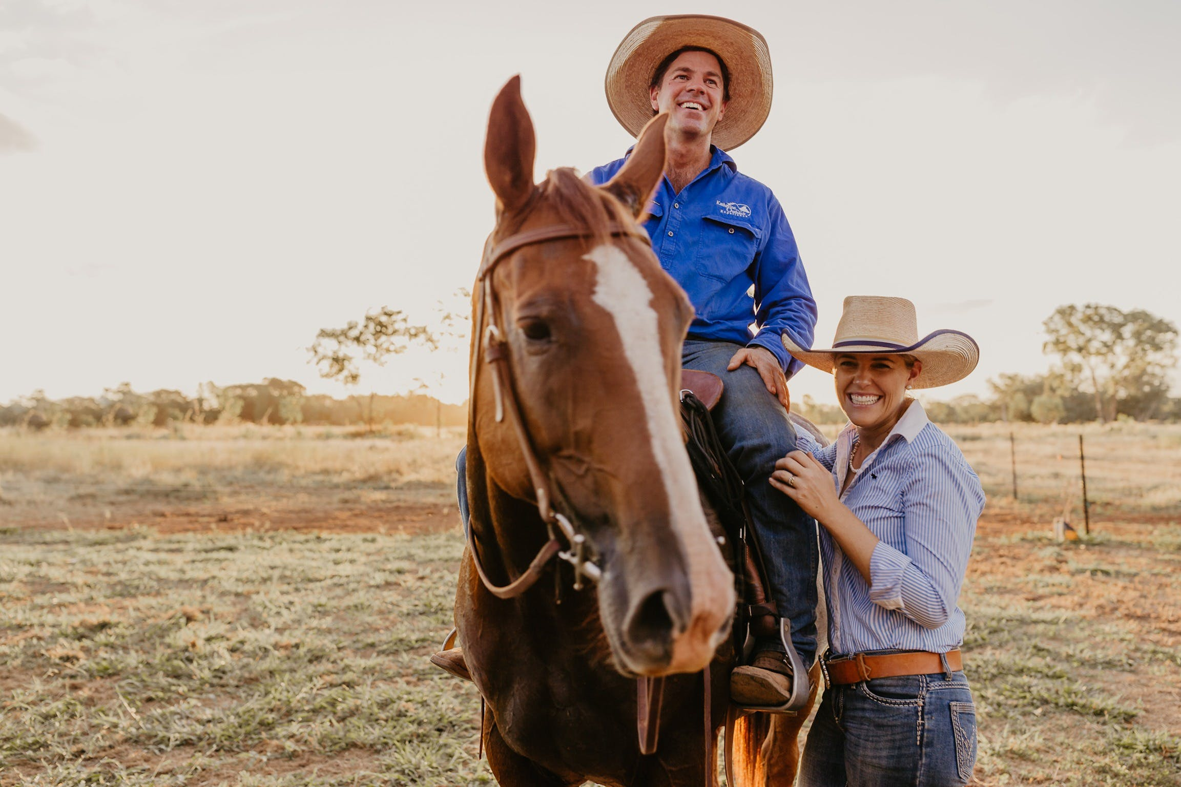 Katherine Outback Experience - Horse Riding Experience - Australia Accommodation