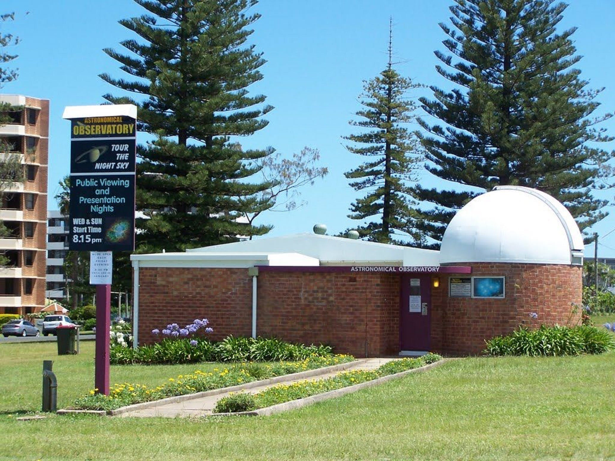 Port Macquarie Astronomical Observatory - Australia Accommodation