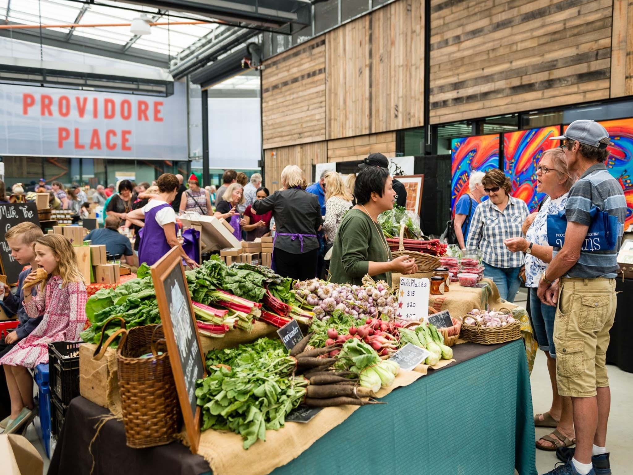 Providore Market - Australia Accommodation