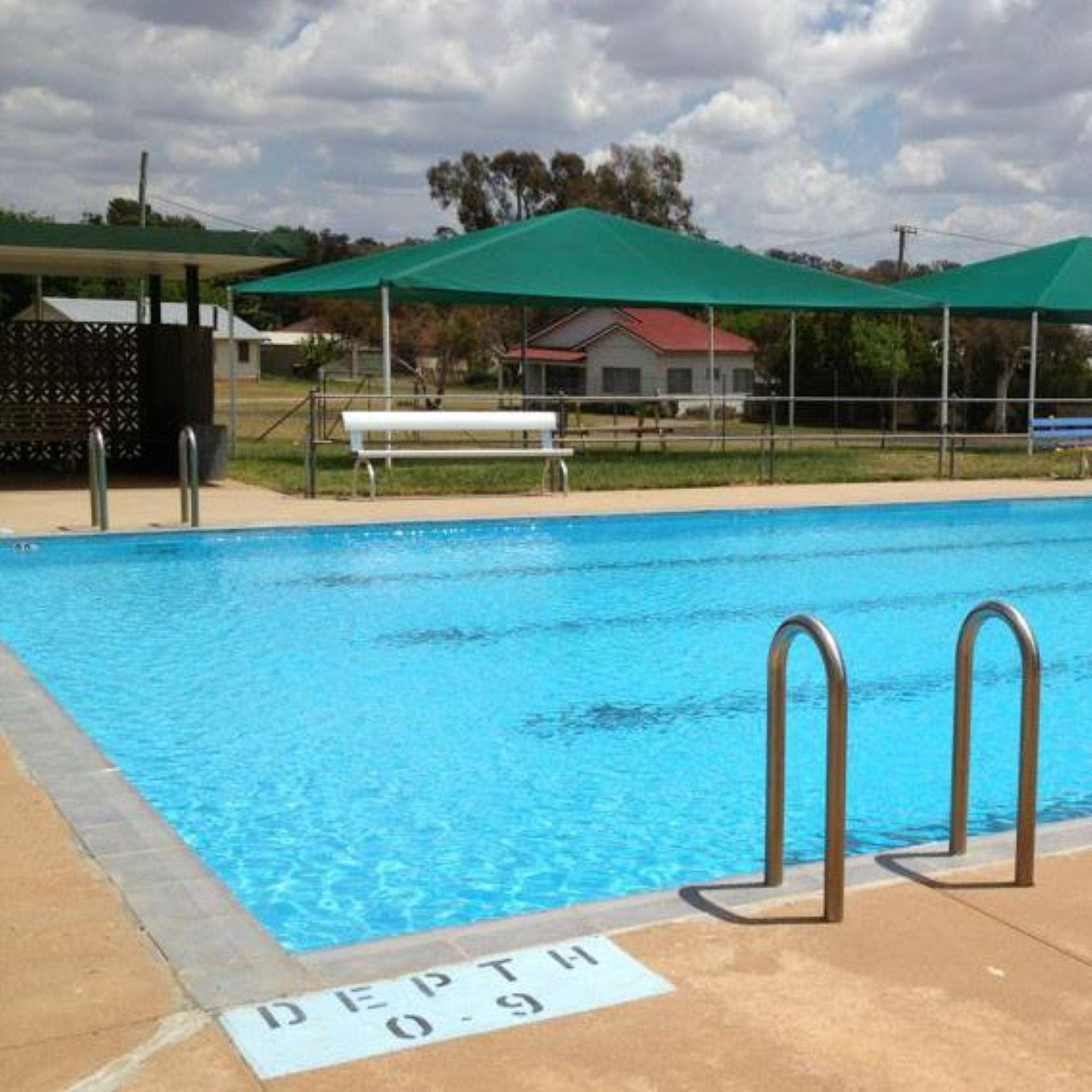 Cudal Swimming Pool - Australia Accommodation