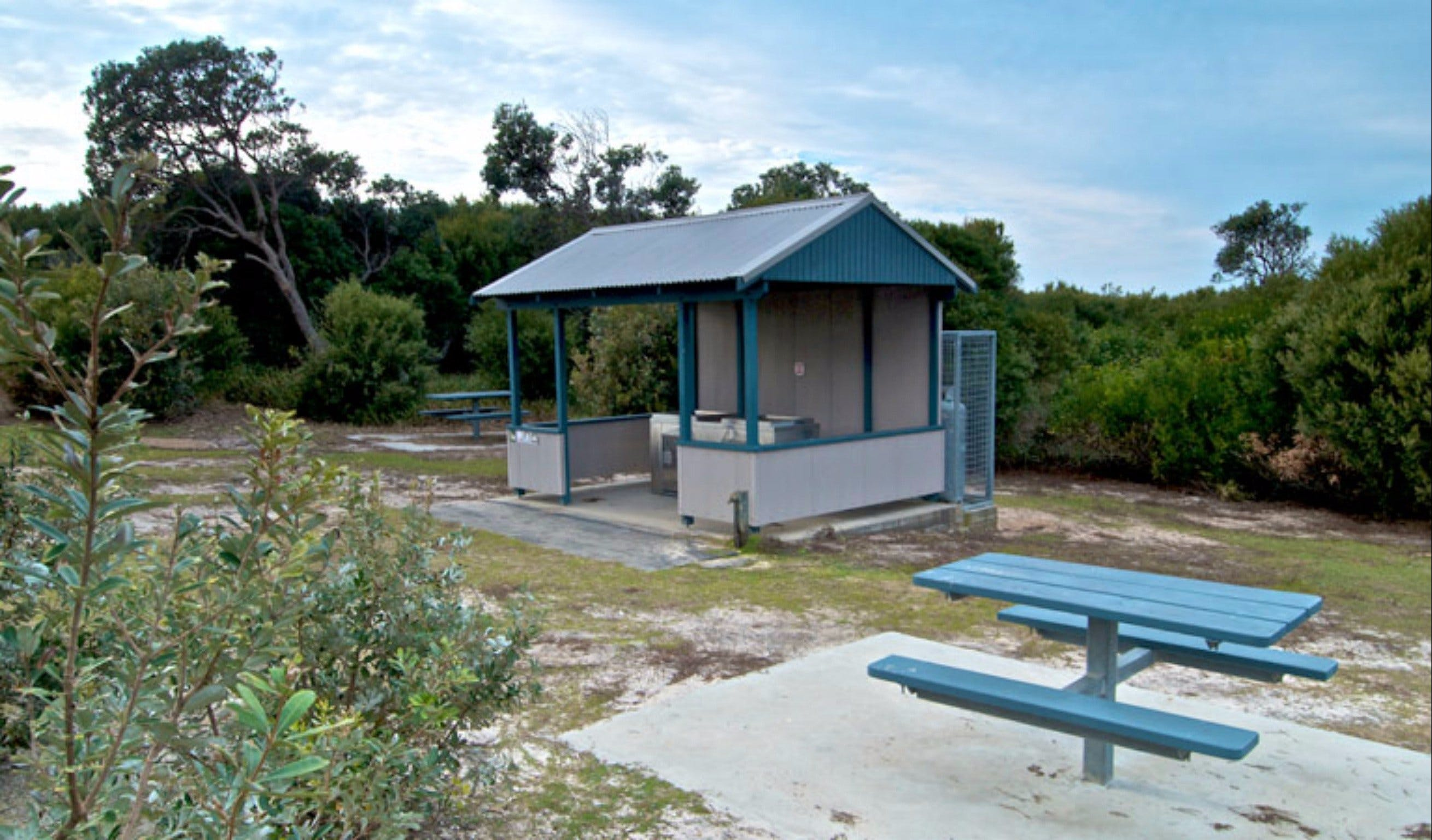 Tea Tree picnic area and lookout - Australia Accommodation