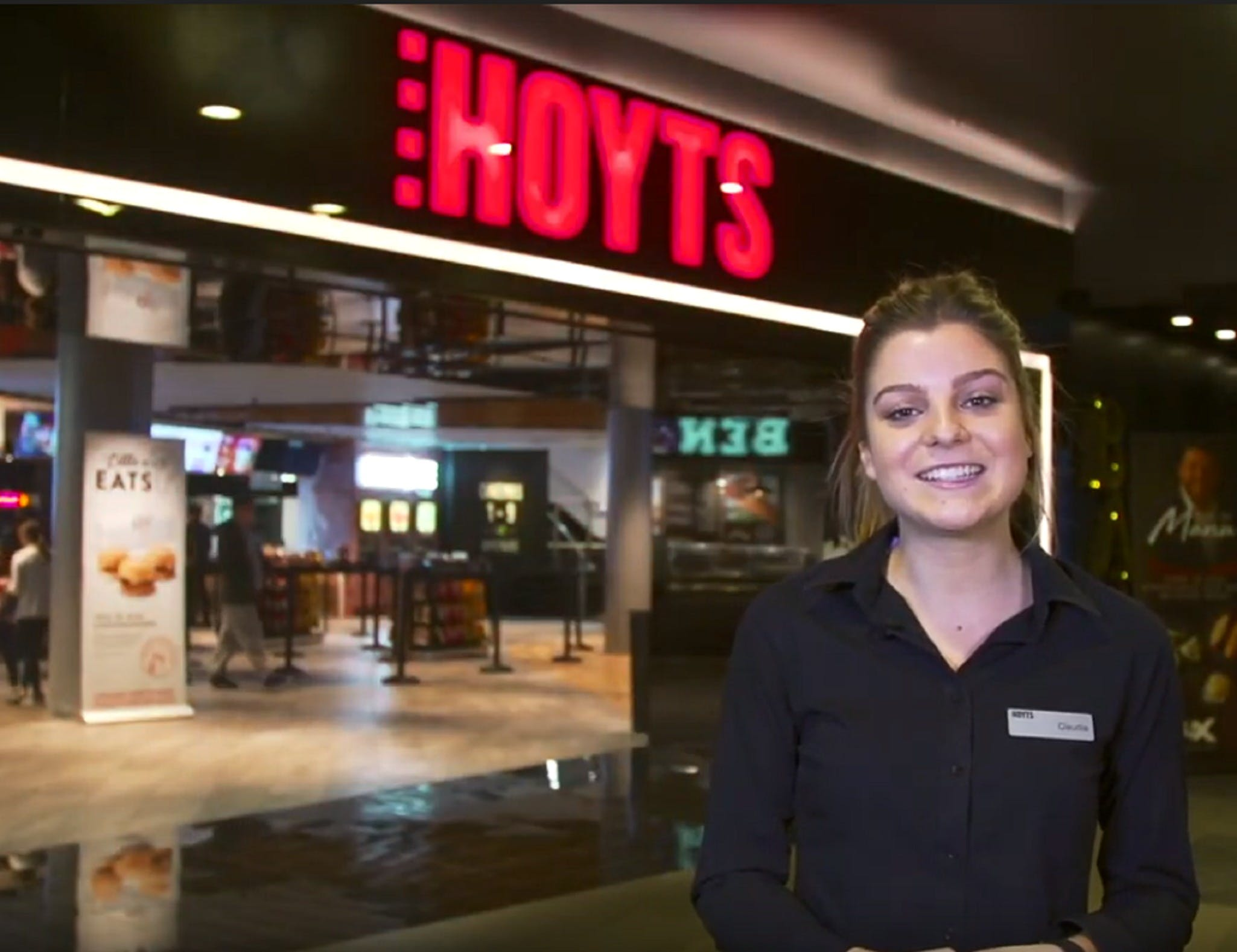 HOYTS - Carousel - Australia Accommodation