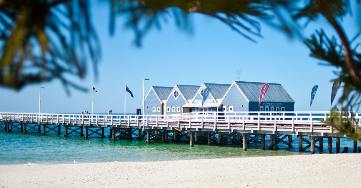 Busselton Jetty  Underwater Observatory Tour - Australia Accommodation