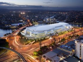 Gold Coast Convention and Exhibition Centre - Australia Accommodation