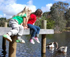 Vasse River and Rotary Park - Australia Accommodation