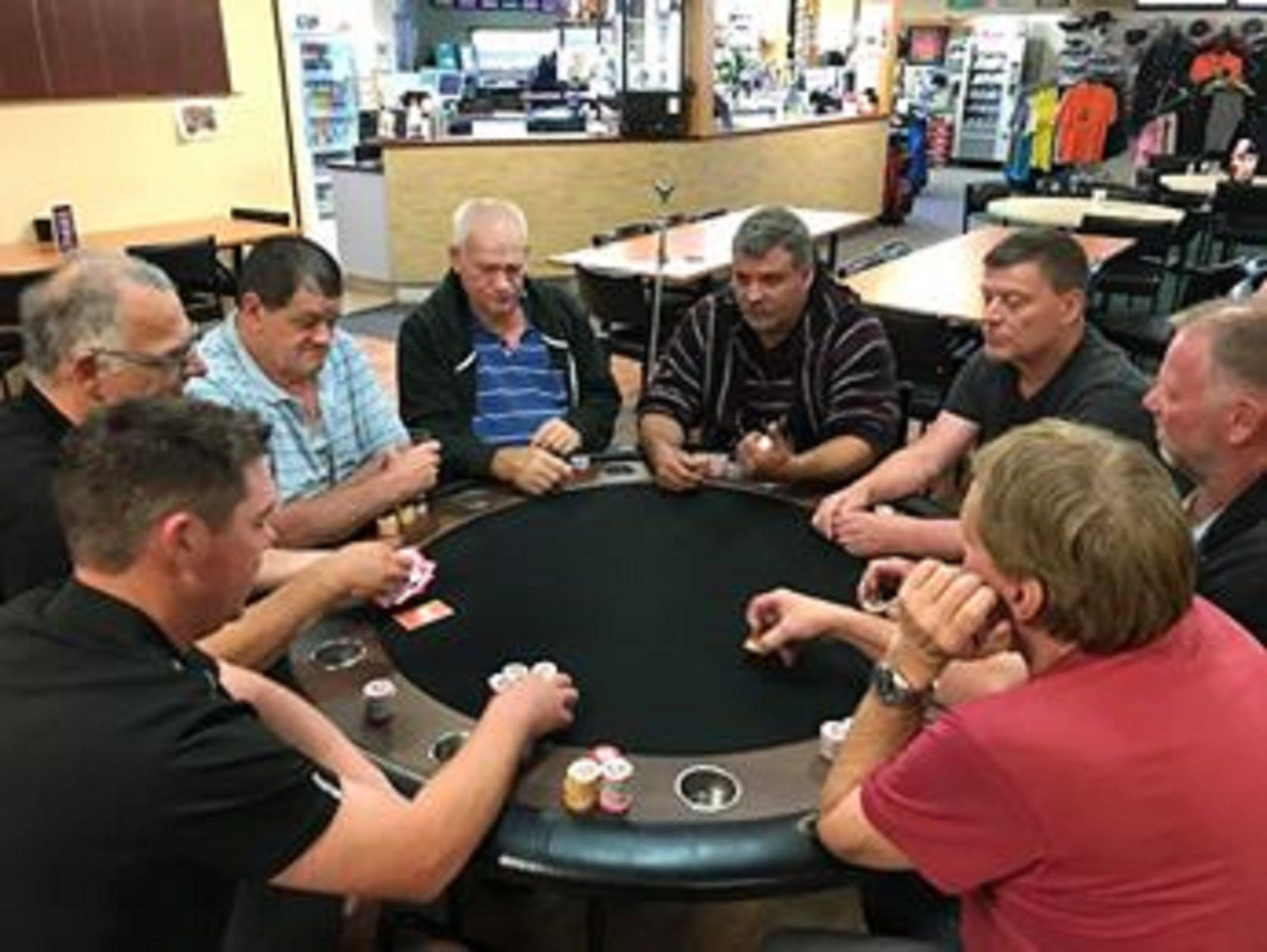 Numurkah Golf and Bowls Club - Poker Wednesday - Australia Accommodation