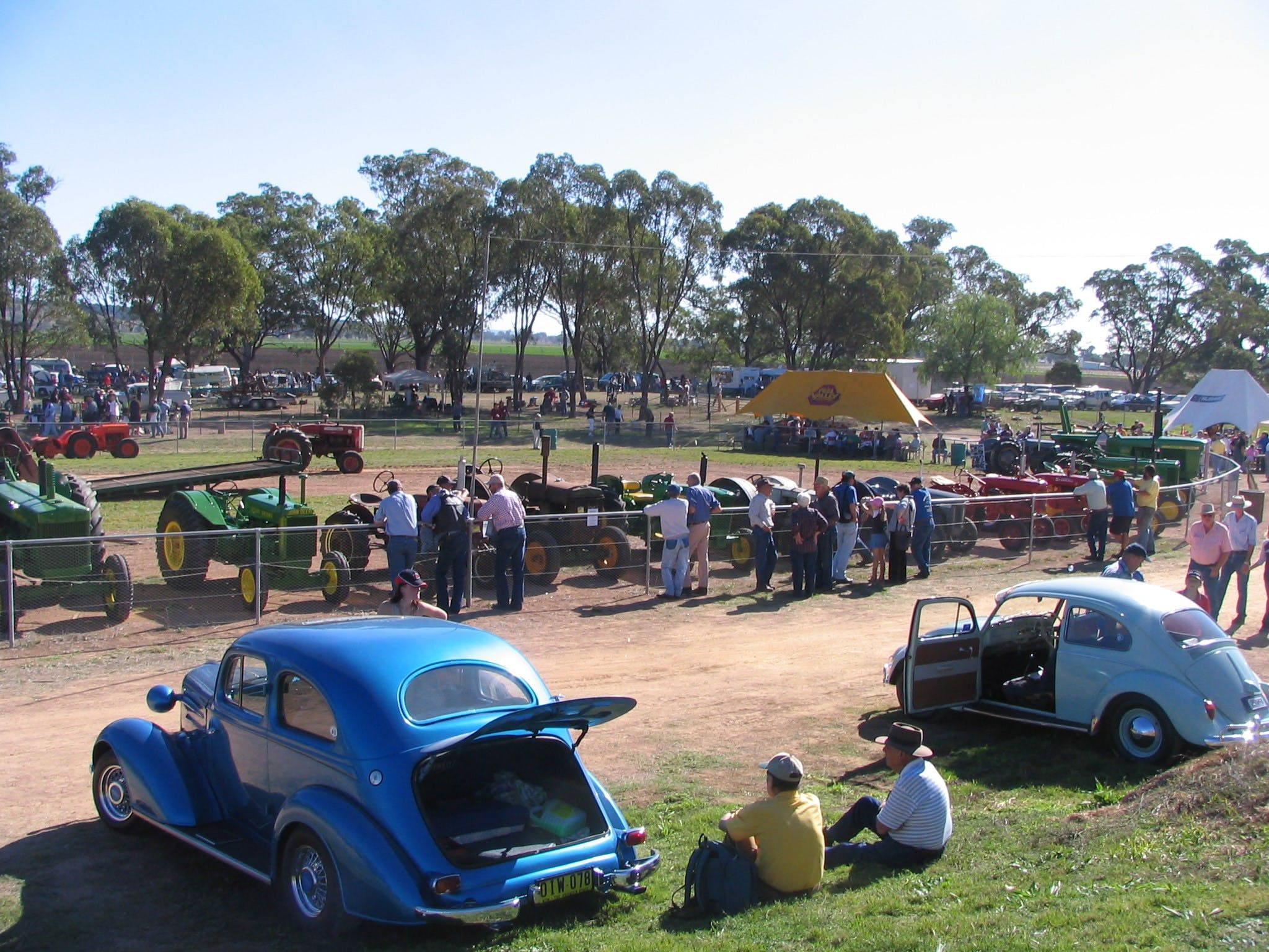 Quirindi Rural Heritage Village - Vintage Machinery and Miniature Railway Rally and Swap Meet - Australia Accommodation