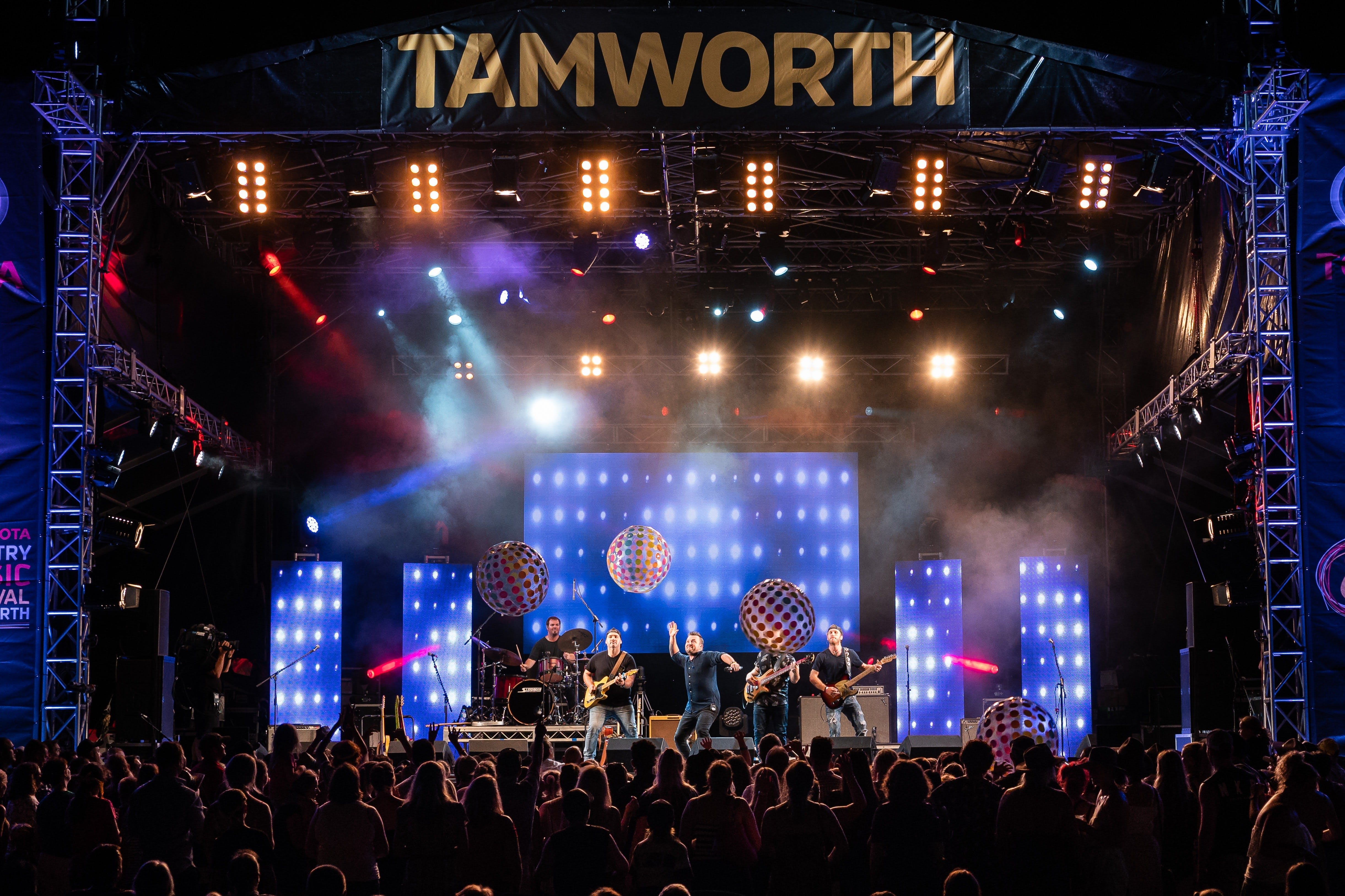 Toyota Country Music Festival Tamworth - Australia Accommodation