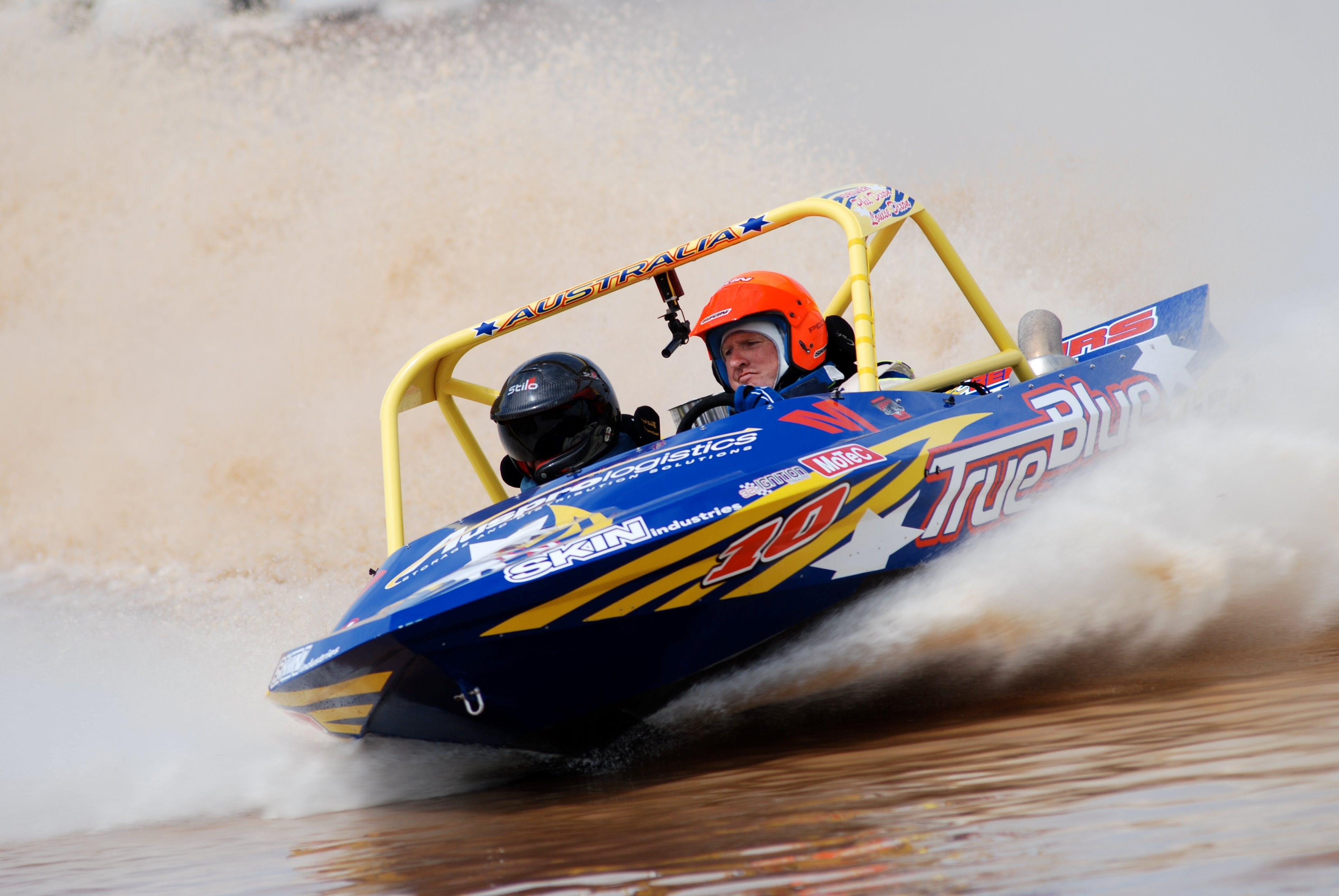 V8 Superboats - Australia Accommodation