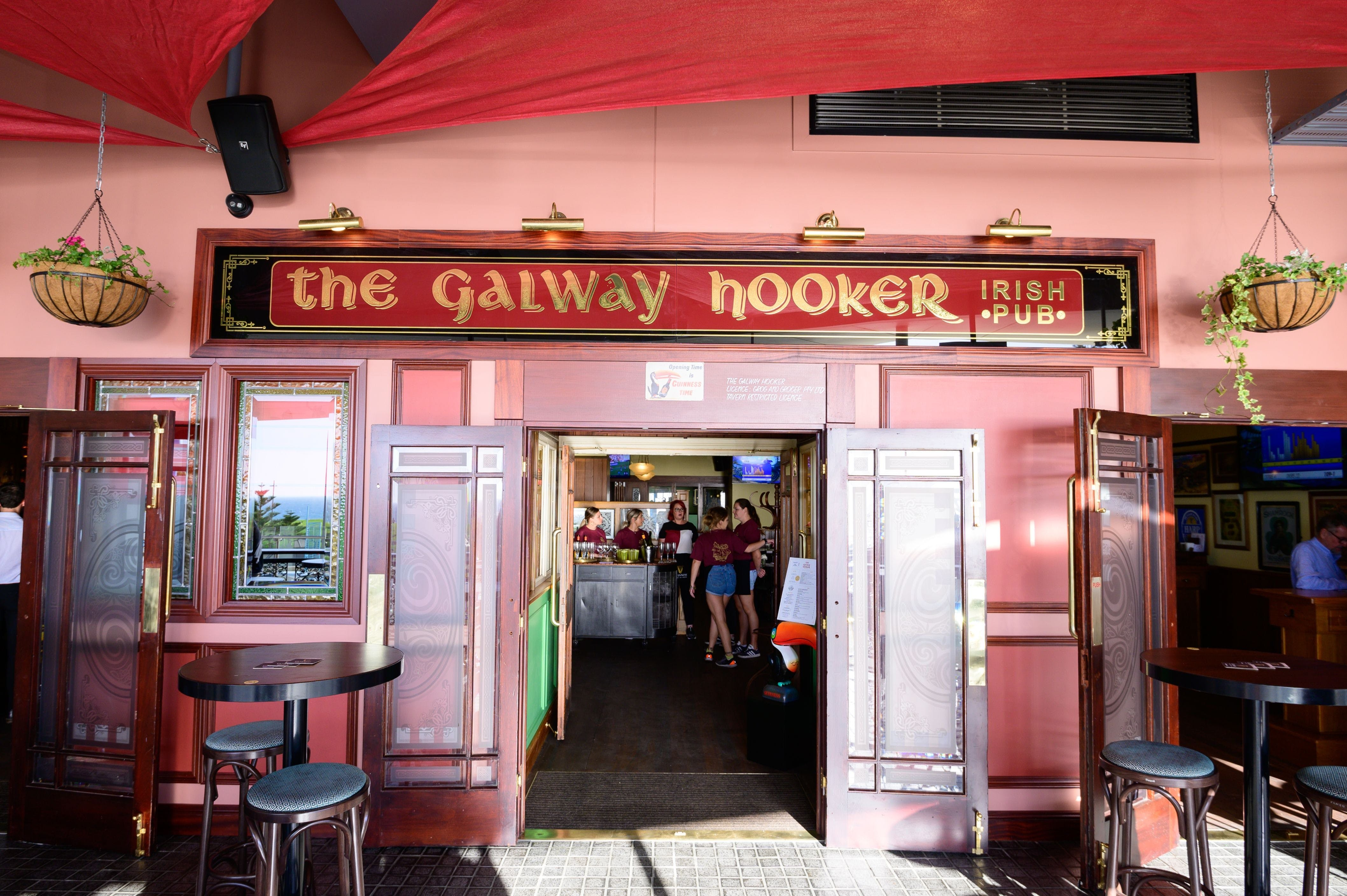 The Galway Hooker - Australia Accommodation
