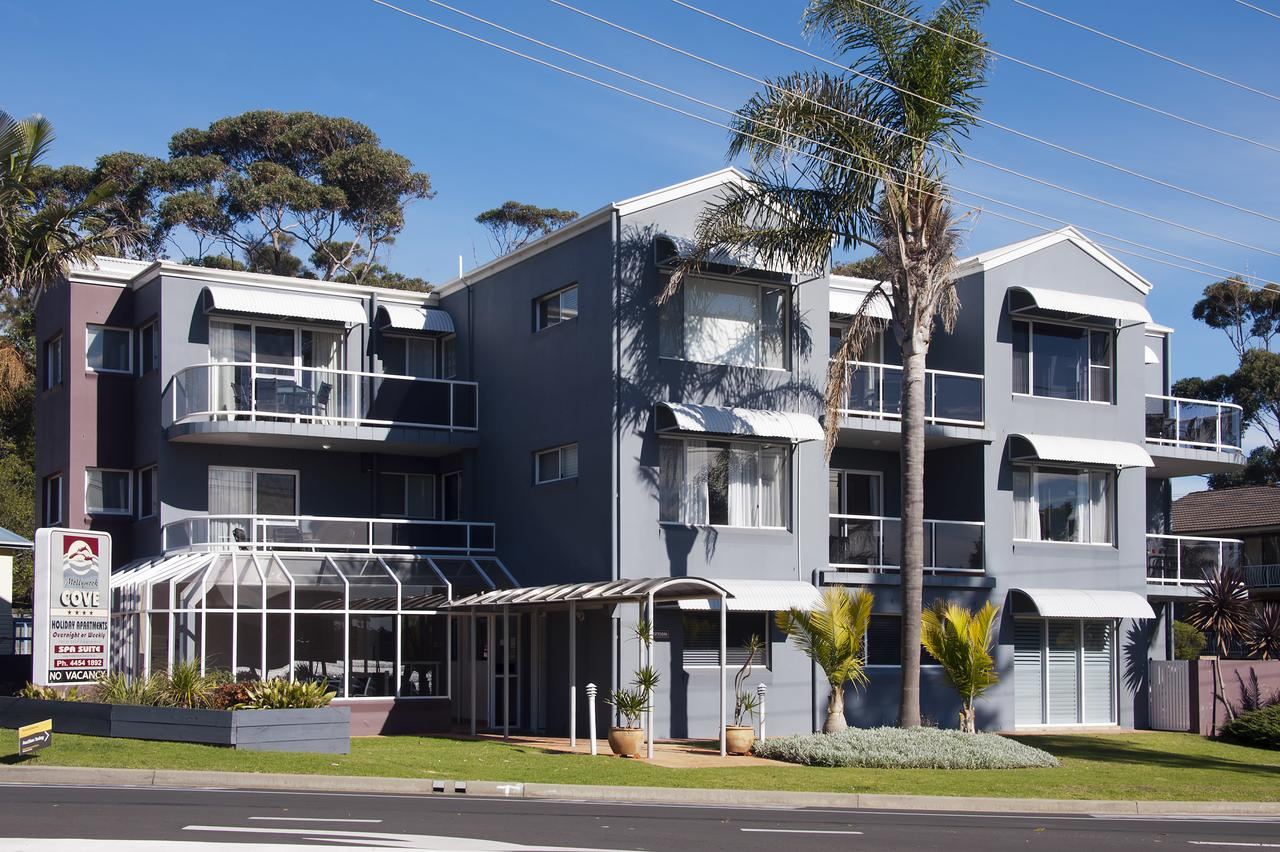 Mollymook Cove Apartments Mollymook