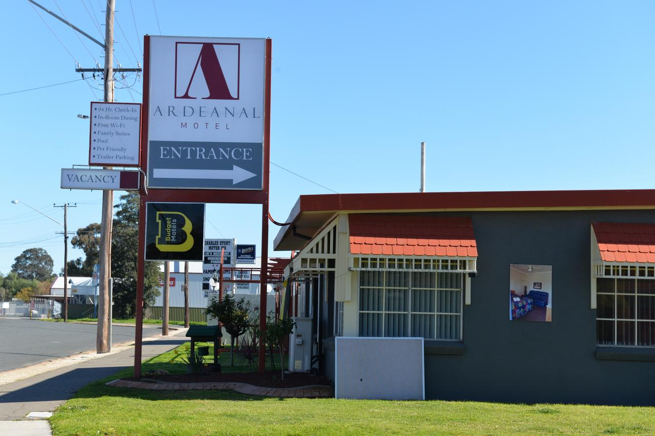 Ardeanal Motel - Australia Accommodation