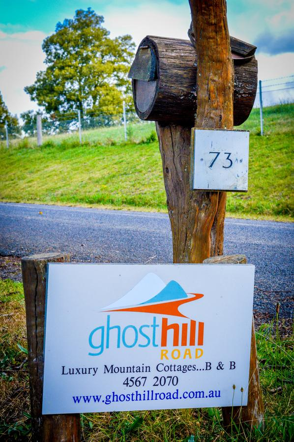 Ghost Hill Road - Australia Accommodation