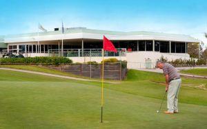 cluBarham Golf Resort - Australia Accommodation