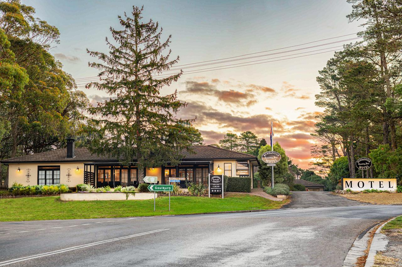 Bundanoon Country Inn Motel - Australia Accommodation