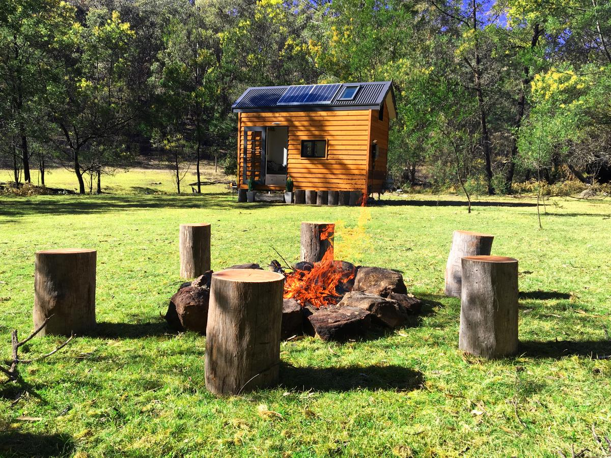 Christopher Tiny House - Australia Accommodation