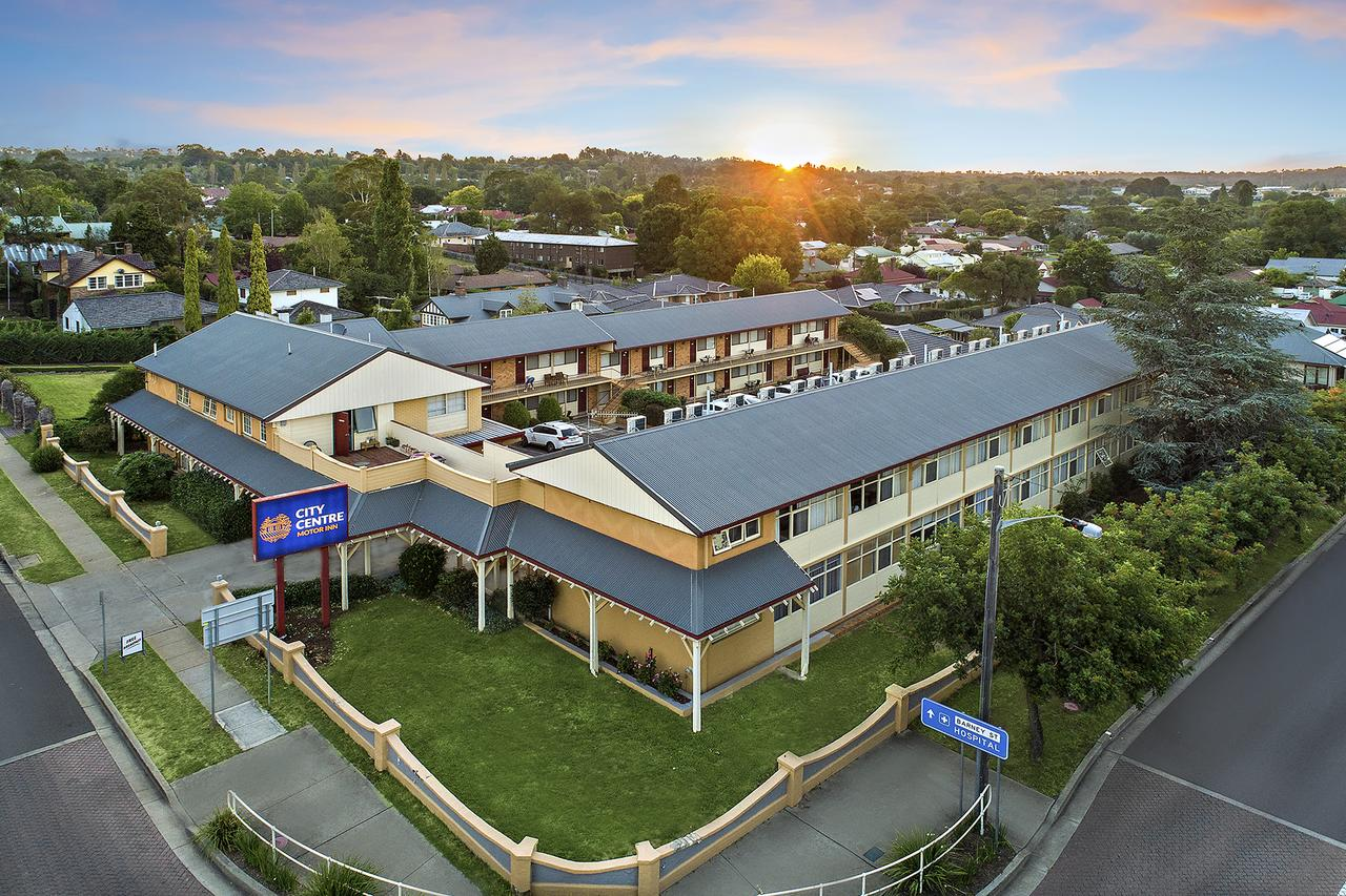City Centre Motor Inn - Australia Accommodation