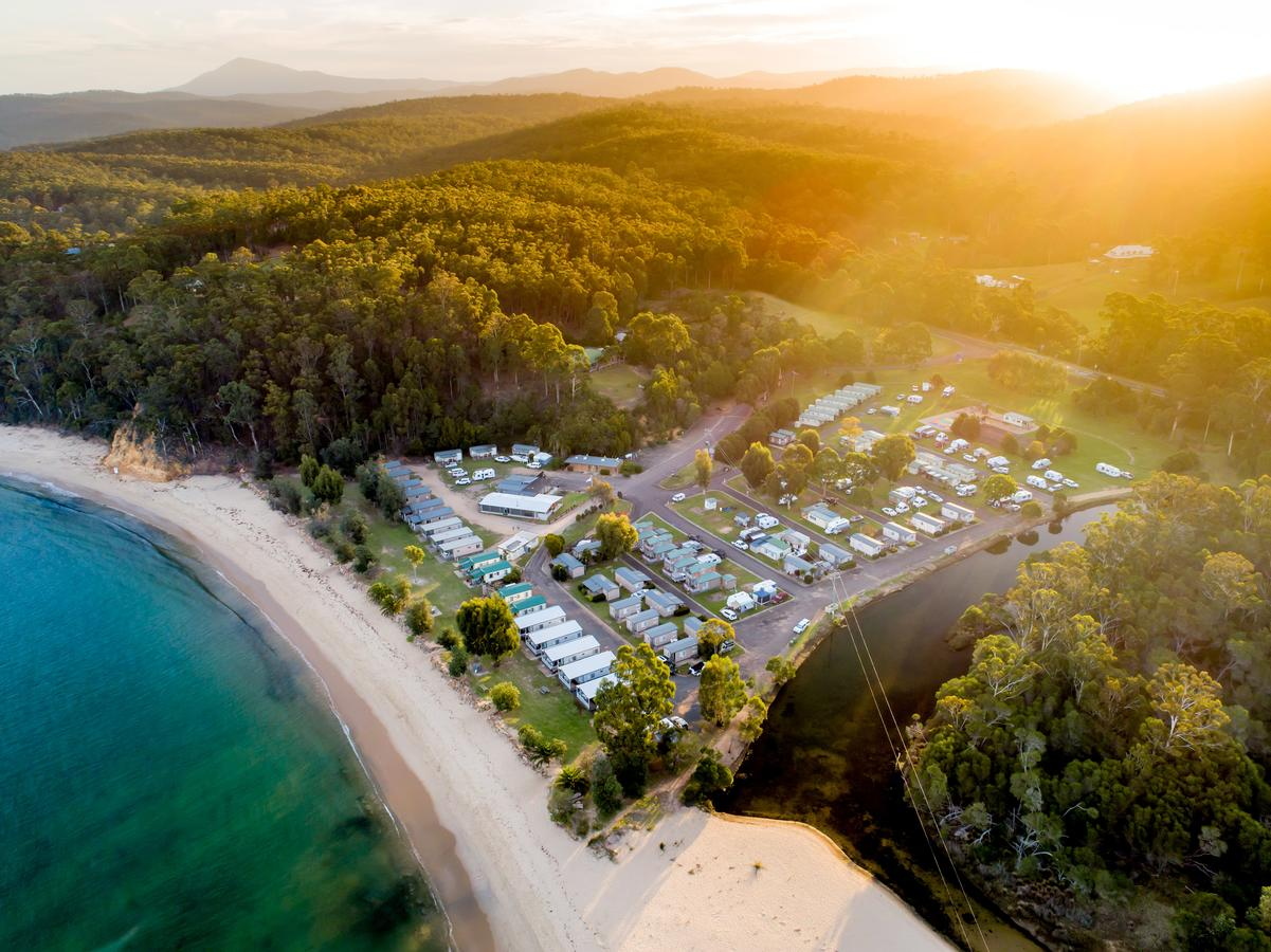 BIG4 Eden Beachfront Holiday Park - Australia Accommodation