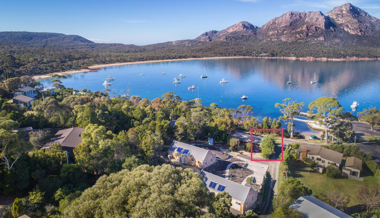 Freycinet Timber Cottage 1 - Australia Accommodation
