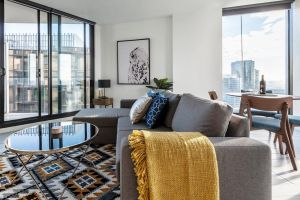 2Bedroom Apartment with Views in Docklands next to CBD  Marvel Stadium - Australia Accommodation